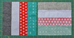 Hohenbrunner Quilterin: Schneller Jelly Roll Quilt Quilt Patterns, Photo Wall, Flag, Quilts, Blanket, Internet, Tutorials, Patchwork Quilting, Back Stitch