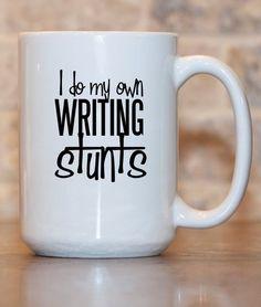 11oz Coffee Mug Writer Naming Convention Funny Mug Funny Gift For Writers