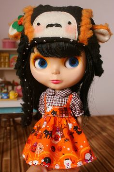 Hi,i have my new hat and new dress. | Flickr - Photo Sharing!