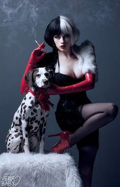 Cruella DeVille                                                                                                                                                                                 More