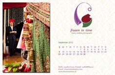 Calendar: Sept 2012