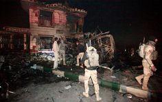 Suman 73 los muertos por bomba en Bagdad