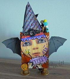 Halloween ATB side two, Ann Lavin