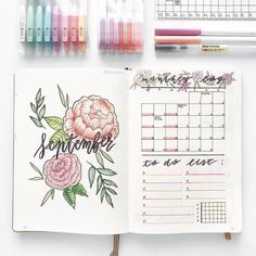 Whether you are a beginner or a bujo expert, check out these clever and creative bullet journal monthly layout ideas that are guaranteed to inspire you!