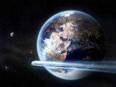 Space Wallpaper Fantastic Cool Earth Picture - Quoteko.