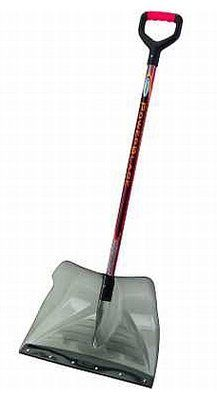 Snow Shovels - Suncast SCP3500 20Inch Snow ShovelPusher Combo Powerblade with Shatter Resistant Polycarbonate Blade with DGrip Handle And Wear Strip >>> Click image for more details. (This is an Amazon affiliate link)