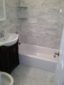 Pro #109062   Bond Construction   New York, NY 10001 Leaking Basement, Cabinet Refacing, Home Builders, Light Fixtures, Bond, Bathtub, Construction, Bath Tube, Tubs