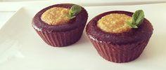 Brownies s mangovou plnkou