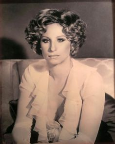Barbra Streisand in Funny Lady, 1975