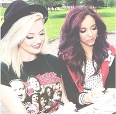 Perrie and Jade!(: