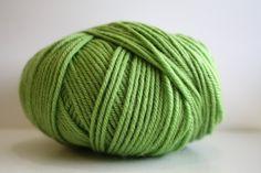 CASCADE - 220 SUPERWASH - Yarn - 802 Green Apple - Light Worsted - Worsted - Wool - Washable - Knitting - Crochet - Soft - Medium Weight by frameandfibernj on Etsy