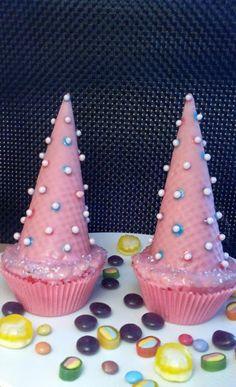 Eve's Kinder-Rezepte: Lillifee-Einhorn Muffins
