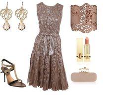 Oscar dela Renta day dress - this. perfect!
