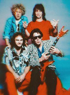 Van Halen 2, Eddie Van Halen, Red Rocker, 1980s Bands, Vacation Places, Hard Rock, Rock Bands, Music Artists, Album Covers