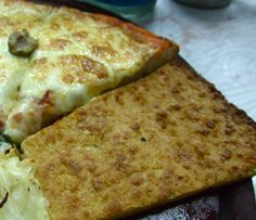 pizza argentina con faina