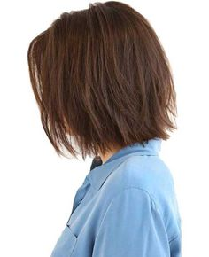 13.Layered Bob Haircut 2016
