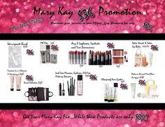 $36 promotion  www.marykay.com/akeith866