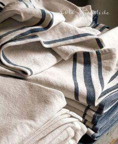 Cote Bastide Linen Tea Towels