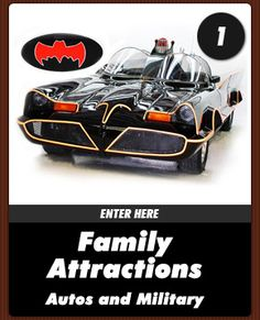 Volo Auto Museum - Hollywood Star Car Collection and Auto Attractions. Want to take the boys here when they come for a visit! @Carolyn Stickney-Collins are you in?!?