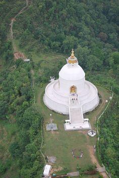 Peace Stupa, Pokhara