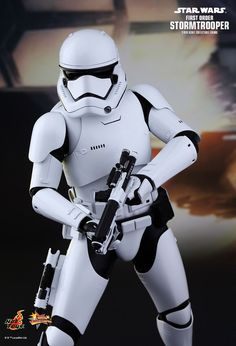Hot Toys - Star Wars : The Force Awakens - First OrderStormTroopers