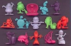 My Collection : Neptune and his Sea-Bed Serenaders 70s Toys, Hanna Barbera, Picture Show, Old School, Cereal, Nostalgia, Childhood, Miniatures, Australia