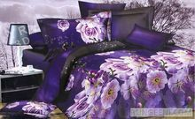 Bring sophisticated style to your bedroom with this luxury bed sheet set from Rungeeni. The new and unique 3-D effect of the sheets will create a lovely floral aura in your home. Our sheets are crafted from 100% cotton, making them irresistibly soft. The set is machine washable for easy cleaning.  This designer sheet would be a perfect luxury gift for this holiday season.