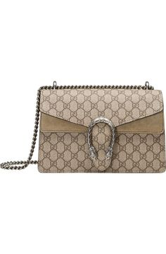 6fa4790e4bcd Free shipping and returns on Gucci Mini Dionysus GG Supreme Shoulder Bag at  Nordstrom.com