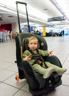 Flying with Car Seats: Pros and Cons of 3 Options | Car seats ...