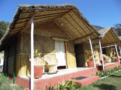 Book Luxury 2 Nights Jungle Hut Cottage Camping Stay at Harideep Vatika RIshikesh by Harideep Vatika.