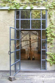 Antonio Marras, Eligo - Laberintos y cables de instalación Milan Design Week 2016, Foto © Nick Hughes |  # Milantrace2016