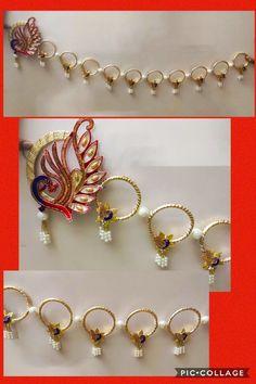 Diy Crafts For Gifts, Creative Crafts, Arti Thali Decoration, Diy Diwali Decorations, Diwali Diy, T Lights, Hanging Flowers, Handicraft, Diy Jewelry