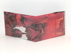 Comic Book Wallet// Carnage, $4.00