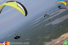 Parapente Cursos Guayaquil Ecuador  Aprende a volar solo por los aires en nuestra escuela de parapente, además de la adrenalina disfrutaras de la belleza de la naturaleza.