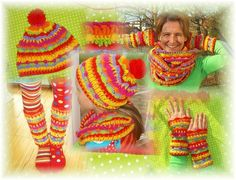 Fortunately Creative - Design Blog love these, think I need to learn to knit
