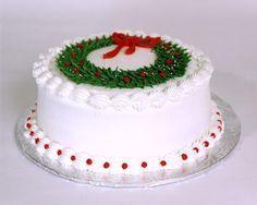 Resultado de imagen para christmas cake