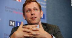 Billionaire Facebook Investor Peter Thiel Backs More Students To Skip School.