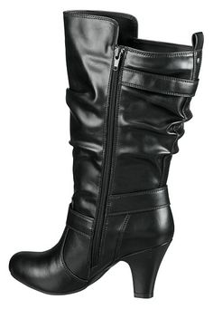 Mara mid calf wide boot - maurices.com - In brown would be awesome