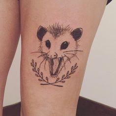 Opossum done today