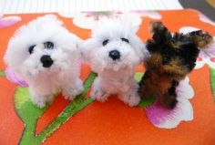 Pipe Cleaner Dogs! - TOYS, DOLLS AND PLAYTHINGS                                                                                                                                                                                 More