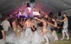 Myrtle Beach Senior Week 2013  Foam Party