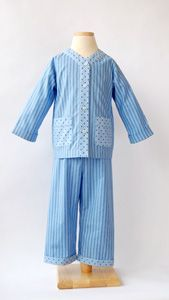 Another view of the pajamas I want to make for Taige