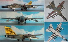 """General Dynamics FB-111A """"Aardvark"""" (Hasegawa K35) 1:72"""