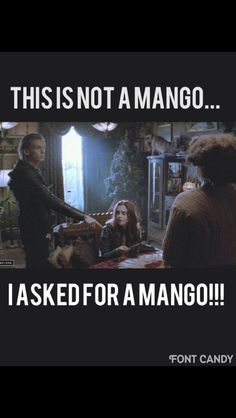 This is not a mango..