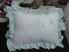 Nuevo almohadón - Isabella