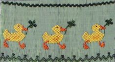 Lucky Ducks, by Lisa Speegle Eldridge (Sew Beautiful, Special Occasions 1993)