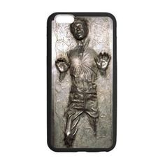 Star Wars, Design Snap On Cover Case and Bling Dust Plug for iPhone 6