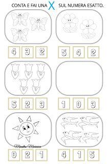 Kids Learning, Kindergarten, Crafts For Kids, Diagram, Halloween, Blog, Maths, Counting, Autism