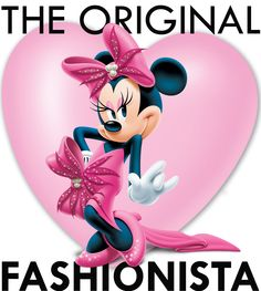 Do you love Minnie as much as we do? #MinnieMouse
