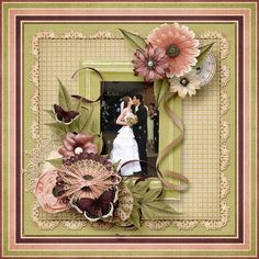Remember When Digital Scrapbook Kit by #justsoscrappy #thestudio #digitalscrapbooking
